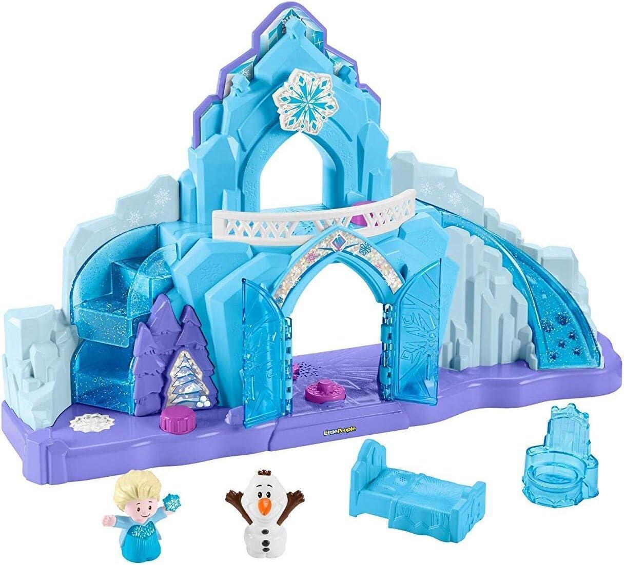 Disney Frozen Elsa's Ice Palace by Little People, Standard Packaging