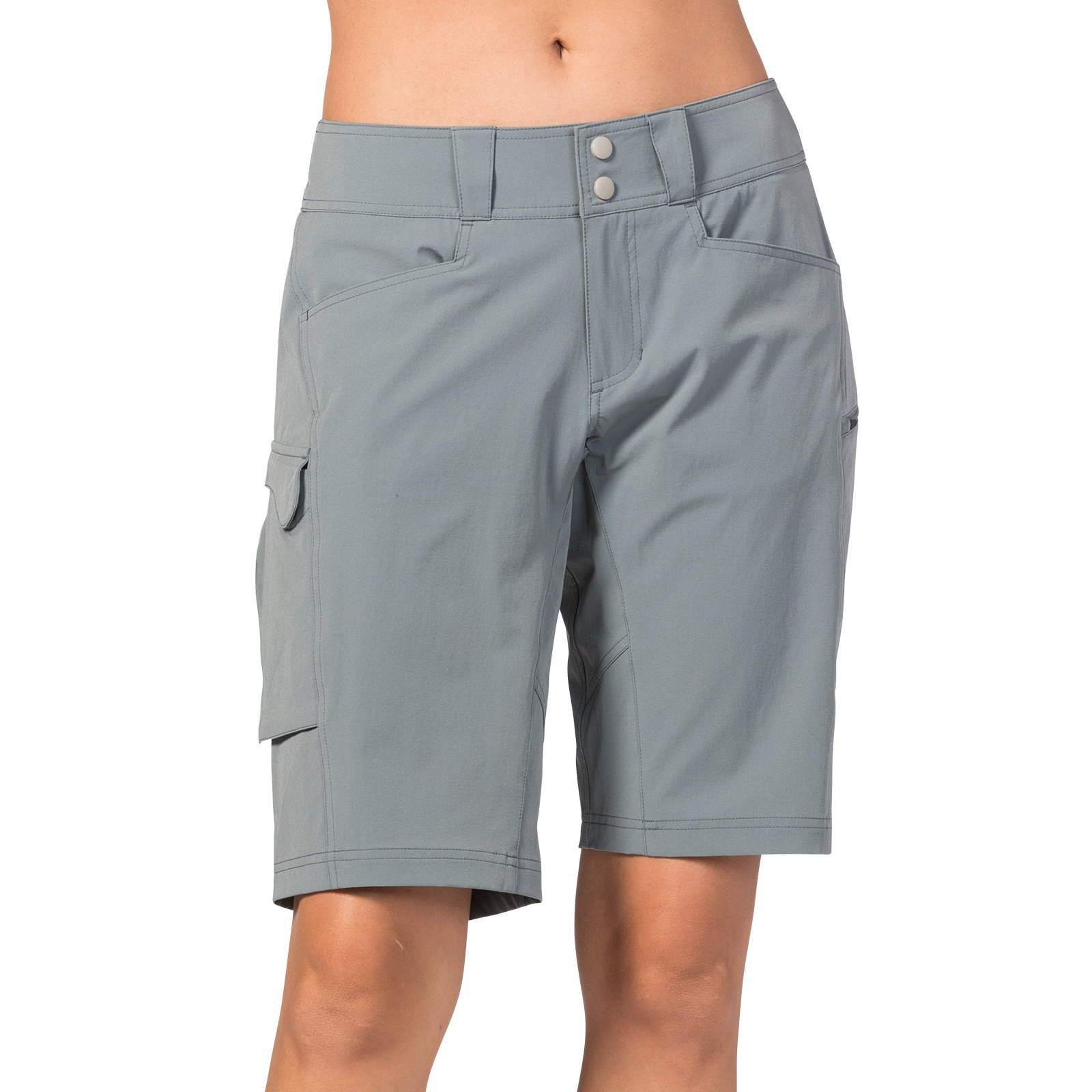 Terry Women's Metro Cycling Short Relaxed - Completely Restyled for 2018 - Carbon - Small