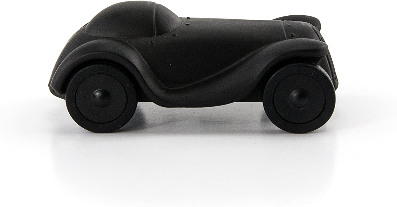 GAP13//BK Black cast Metal//Silicone TROIKA Dark Racer matt Paper Clip Holder TROIKA-Original Friction Motor