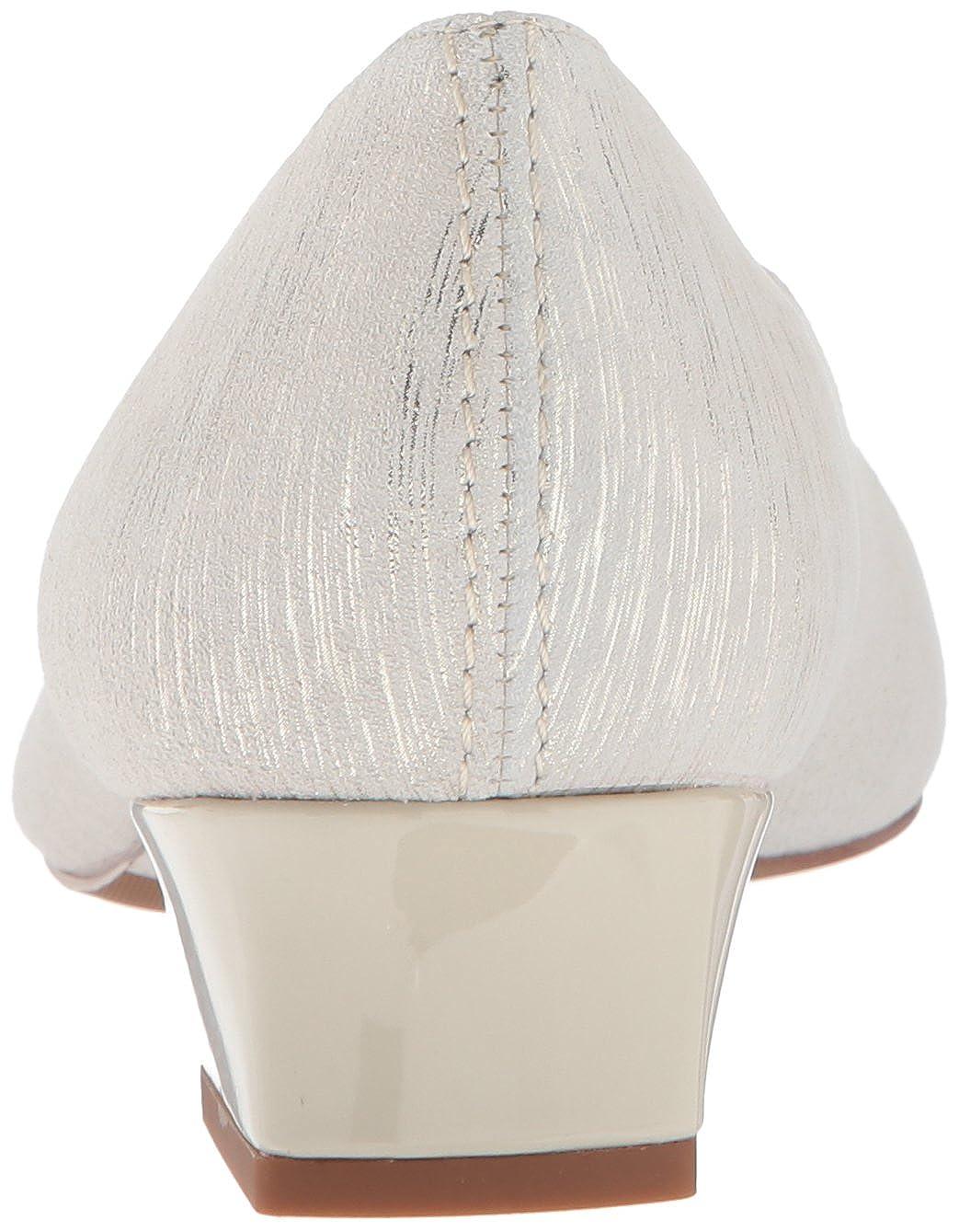 Trotters Damen Damen Damen Doris gebrochenes weiß 36 EU M 56810c