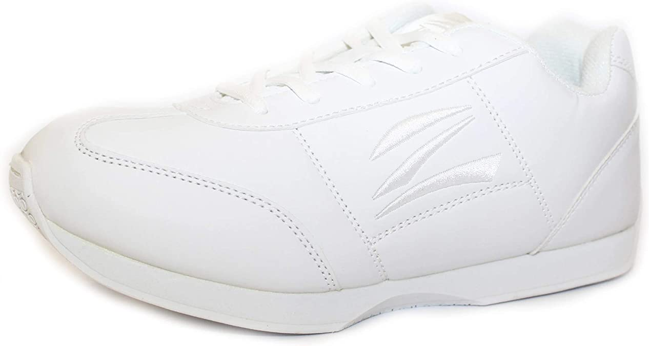 Zephz Cheer Shoe Tumble, Weiß, EU 40, 5