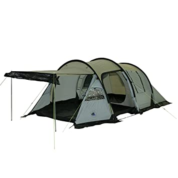 10T 3 person tunnel tent FELTON 3 HHu003d5000mm incl. groundsheet in porch by  sc 1 st  Amazon.com & Amazon.com : 10T 3 person tunnel tent FELTON 3 HHu003d5000mm incl ...