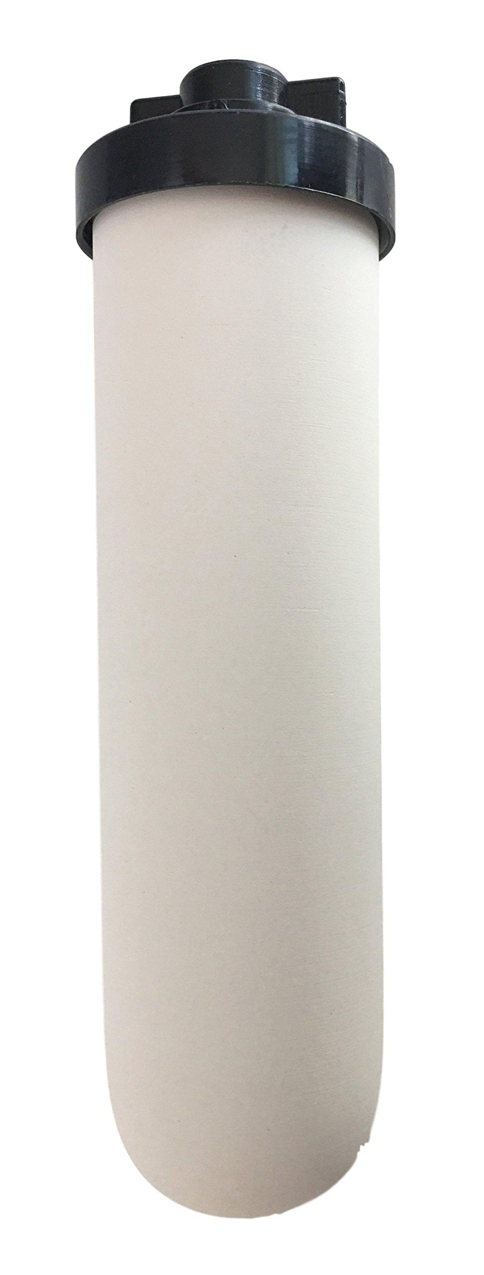 Aquacera CeraPlus Chlorine, Taste & Odor Reduction 7 inch Gravity Feed Replacement Cartridge