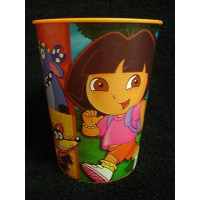 Dora 16oz Reuseable Cup: Toys & Games