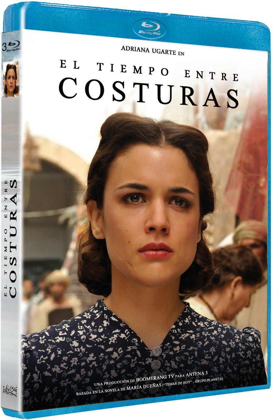 El tiempo entre costuras [Blu-ray]: Amazon.es: Adriana Ugarte ...