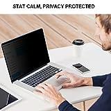 AISCPRO Privacy Screen Protector Anti Spy Glare