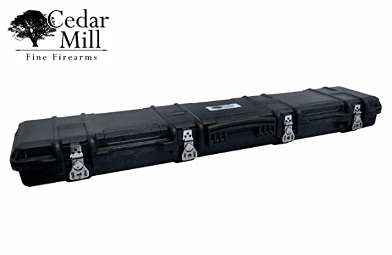 Amazon.com: Cedar Mill Firearms - Funda rígida para rifle y ...