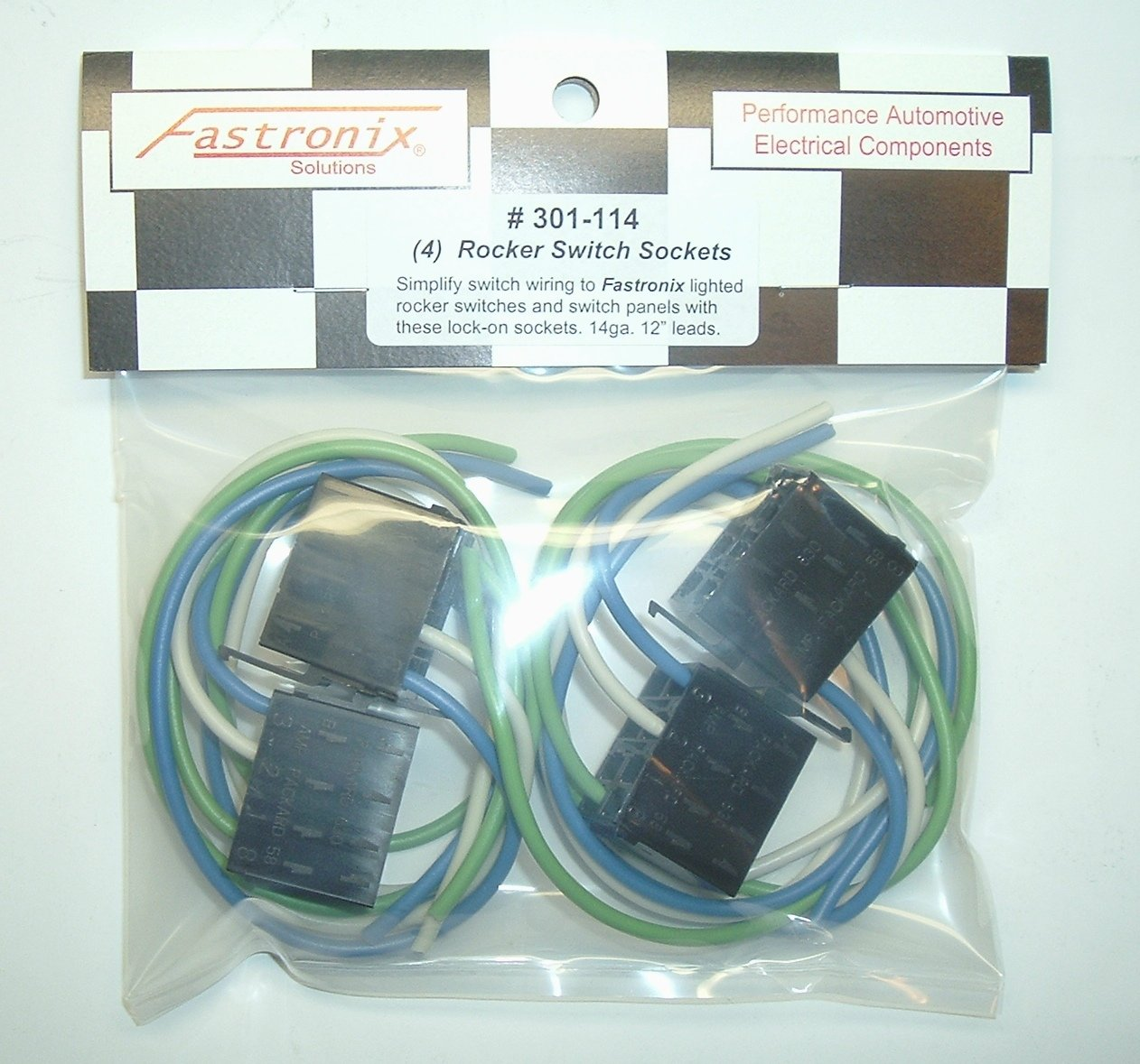 71dQq9XtUHL._SL1262_ amazon com fastronix pre wired rocker switch socket wiring  at soozxer.org