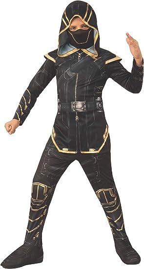Boys Hawkeye Ronin Costume Child Avengers Endgame Infinity War Kids Fancy Dress
