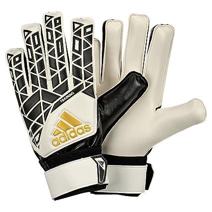lowest price c19c9 2200f adidas Ace Training, Guanti da Portiere Uomo, (Bianco Nero Panton), 7   Amazon.it  Sport e tempo libero