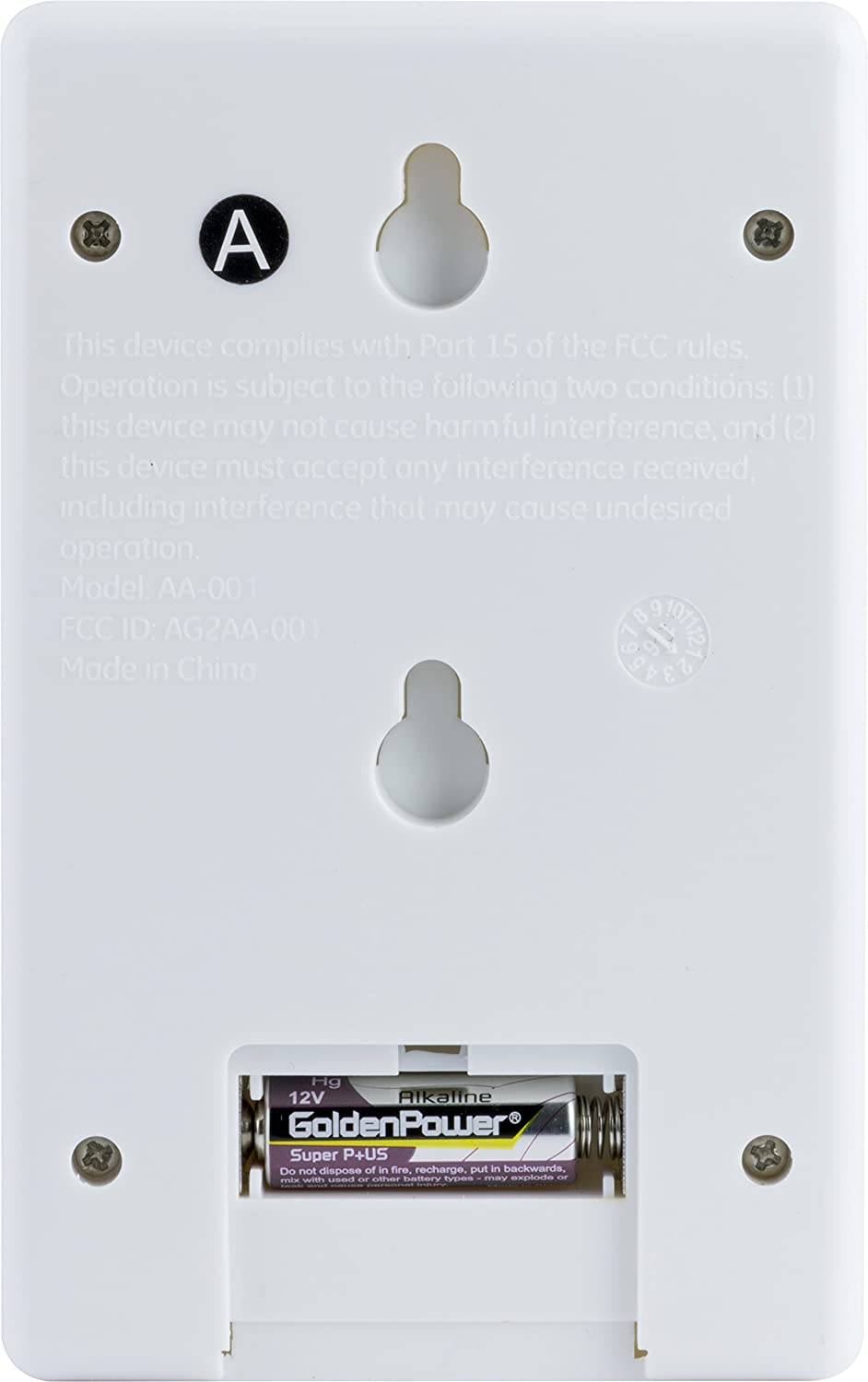 Ge 18279 Wireless Wall Switch Lighting Control Remote Operation Rewire A That Controls An Outlet To Overhead Light White