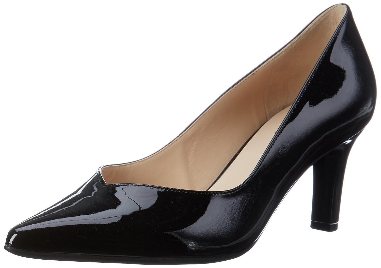 Högl 2-18 6724, Zapatos de Tacón con Punta Cerrada para Mujer 41.5 EU Negro (Schwarz0100)