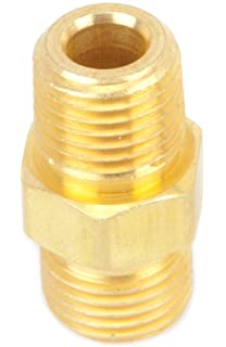 Mr Heater F276152 1//4-Inch Male Pipe Thread x 9//16-Inch Left Hand Male Thread Fitting