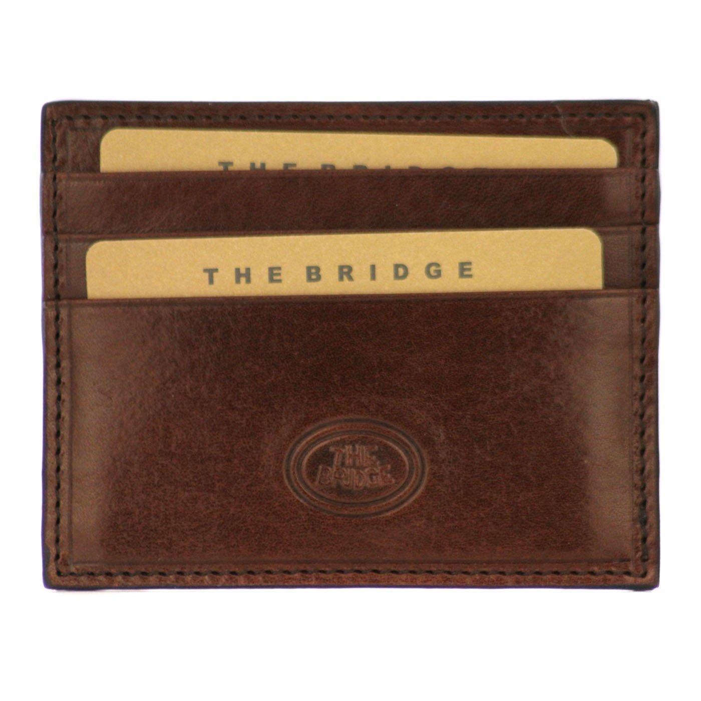 MarronBagages The Crédit 01221101 14 Bridge Porte De Carte O8n0PXwk