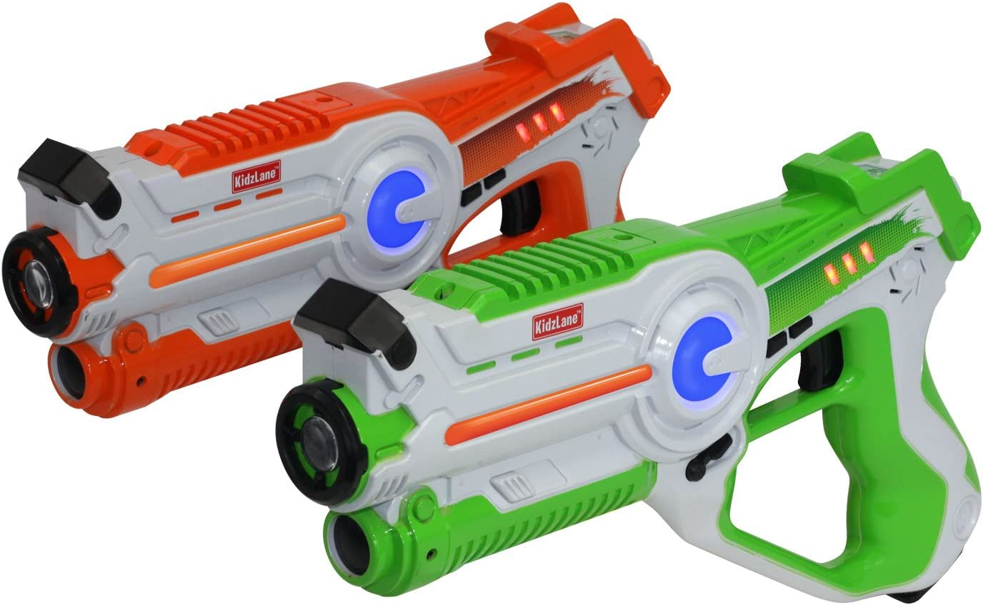 Top 9 Best Laser Tag Guns for Kids (2020 Reviews & Buying Guide) 1