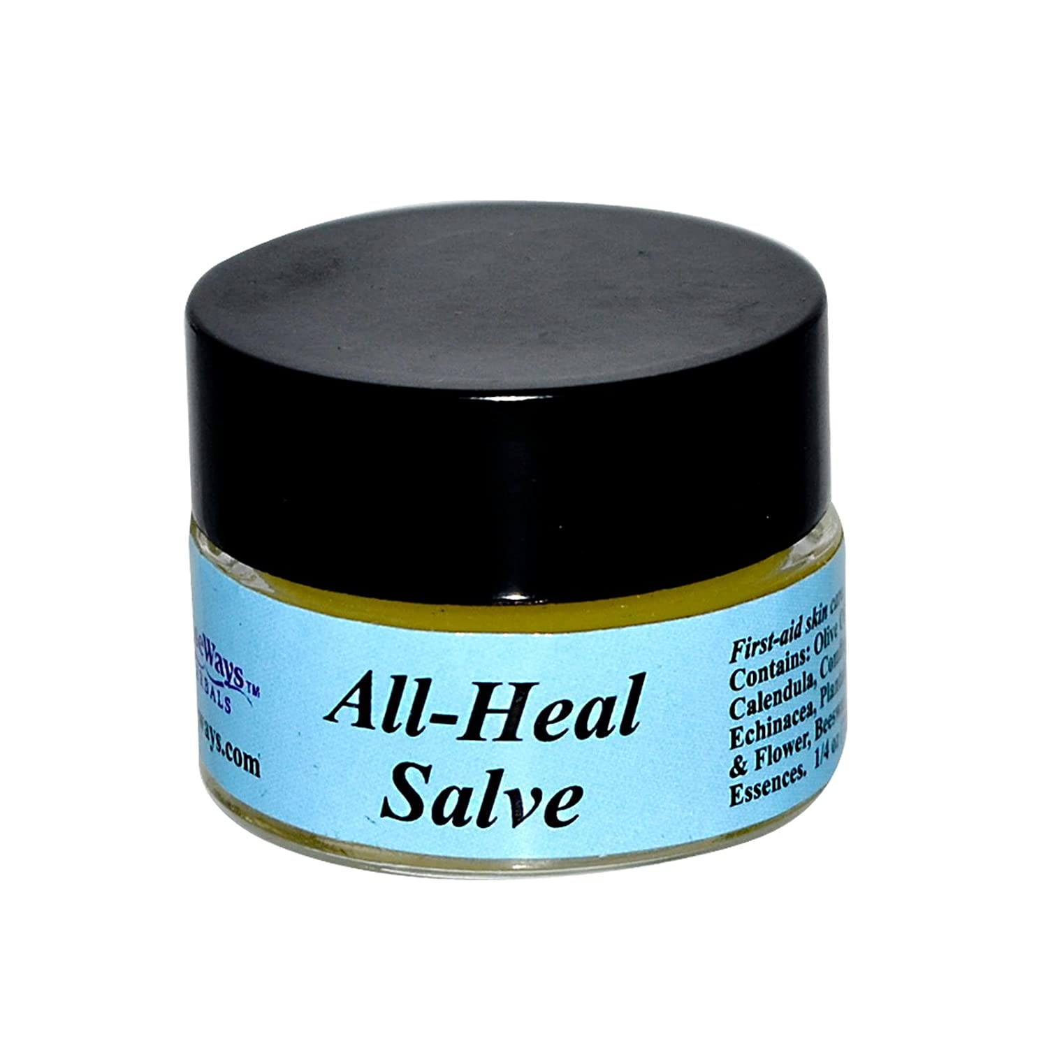Wise Ways Herbals, All Heal Salve, 1 Ounce : Antiseptic Ointments : Beauty