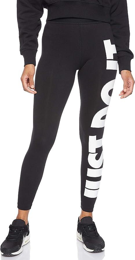 NIKE W NSW Legasee Lggng HW JDI - Pantalones de Deporte Mujer