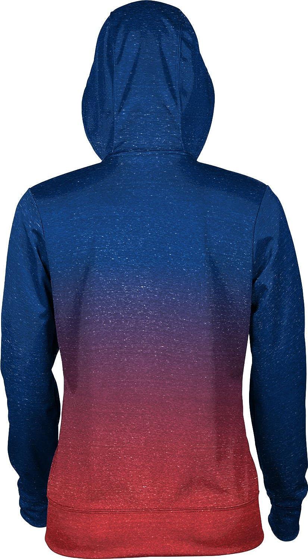 Ombre ProSphere Shippensburg University Girls Pullover Hoodie School Spirit Sweatshirt