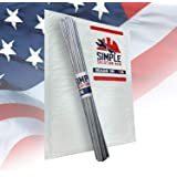 Simple Welding Rods USA Made - From Simple Solution Now - Aluminum Brazing/Welding Rods - Make Your Repair Stronger Than The