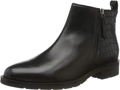 Bombero Sumergido Quedar asombrado  Geox D BETTANIE D, Botines Mujer, Negro (Black C9999), 35 EU: Amazon.es:  Zapatos y complementos