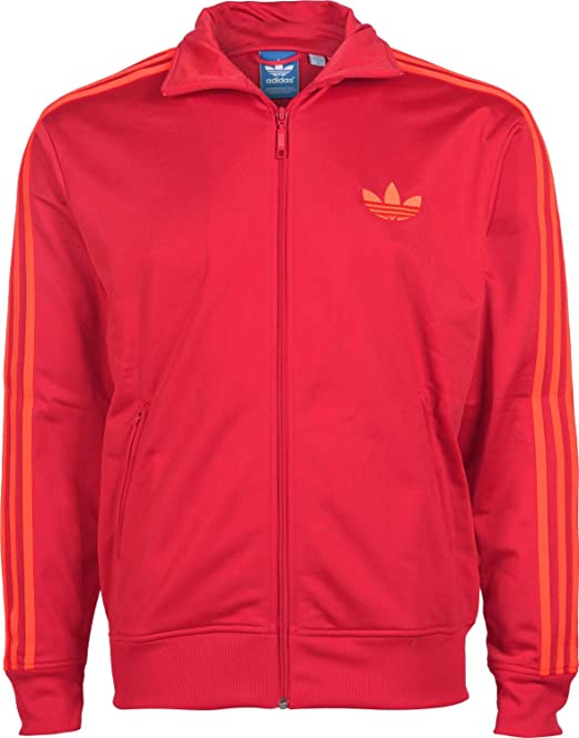 Vista sesión paridad  Adidas Originals Firebird Track Top Red Z37643, s: Amazon.de: Bekleidung