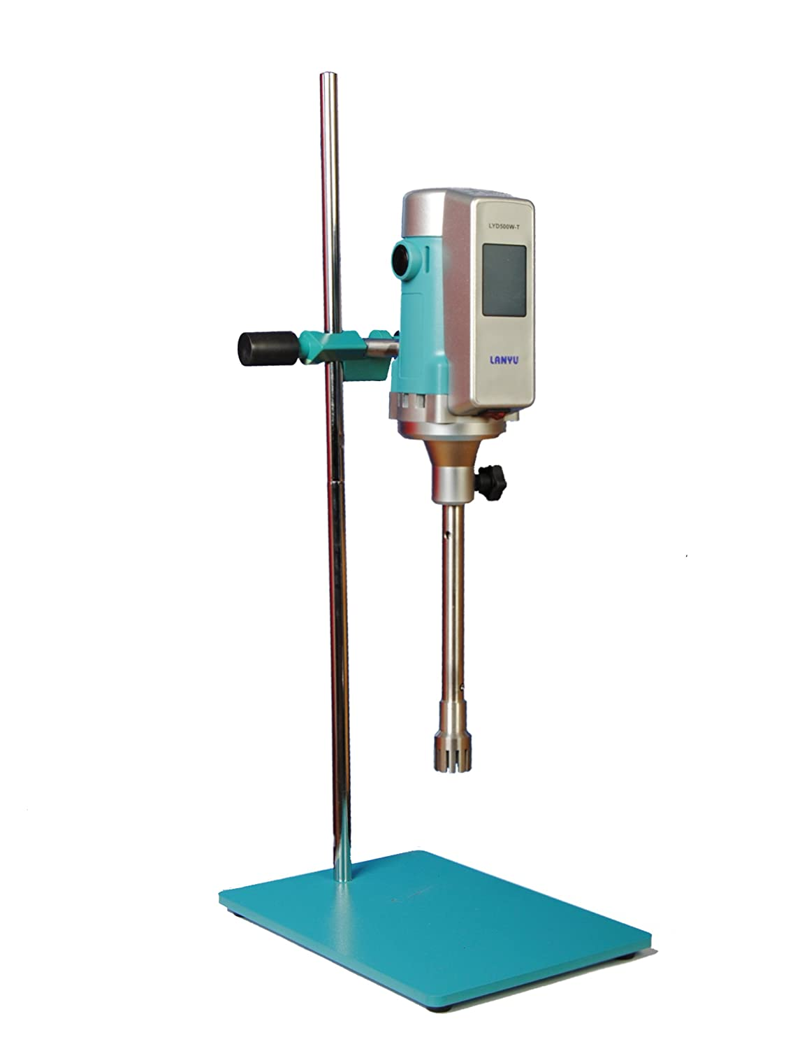 LYD500W-T High Shear Mixer Disperser Lab Homogenizer Dispersering Machine 850W 100028000 rpm Operating Head 36G AC100V  AC230V (220V) B071F8G6WW