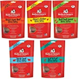 Stella & Chewy's Freeze Dried Dog Food for Adult Dogs, Lamb Patties, 6 Ounce Bag