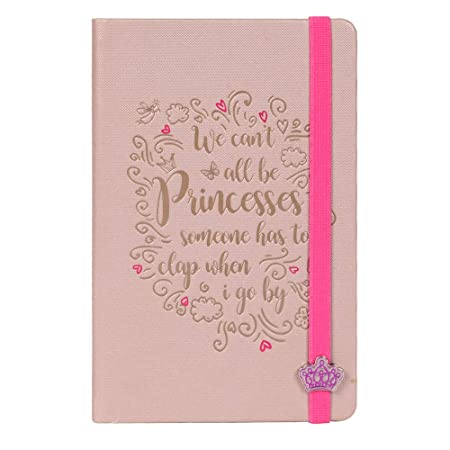 Doodle Peachy Blush Diary Notebook for Girls, Size A5, Ruled Pages, 80 Gsm, 200 Pages (Beige) Composition Notebooks at amazon