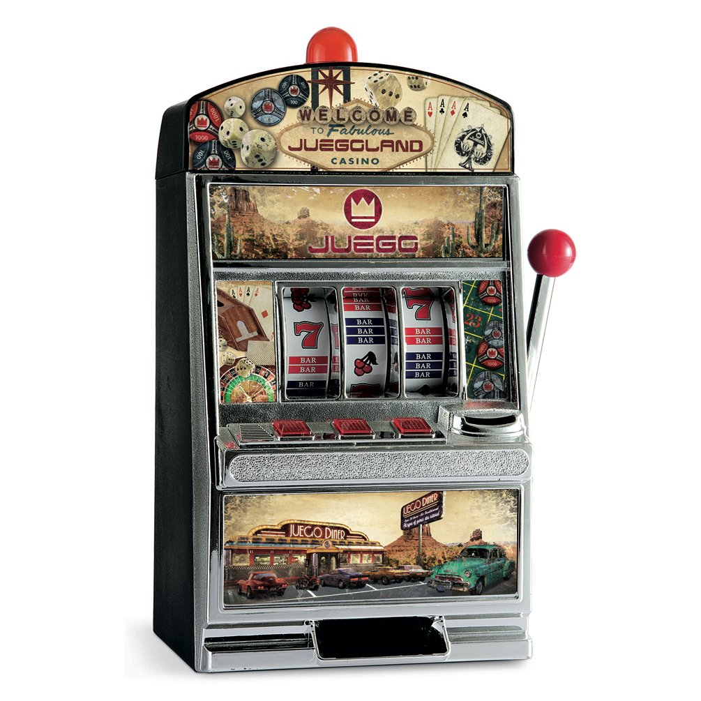 Juego JU00426 - Casino Slot, Brettspiel
