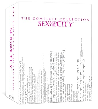Sex and the city tv series dvd