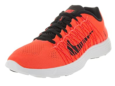 buy online b0704 5e2c2 Nike Men's Lunaracer+ 3 Running Shoes,  Multicolour-Mehrfarbig-Multicolore-Rojo/Black
