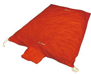 VAUDE Biwaksack Bivibag Ultralight - Sábana para saco de dormir, color naranja: Amazon.es: Deportes y aire libre