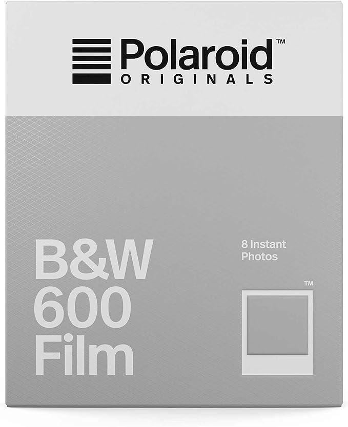 Polaroid Originals - 4671 - Película Negro y Blanco para cámara ...