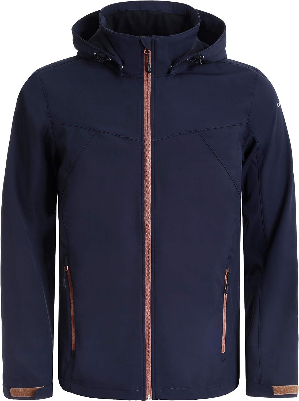 Icepeak Mens Biggs Softshell Jacket