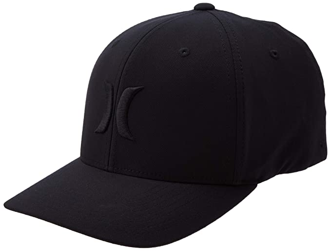 92e1fe32f Hurley Men's Dr-fit One & Only Flexfit Baseball Cap