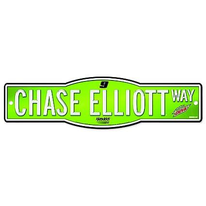 Amazon.com: Wincraft Chase Elliott #9 NASCAR - Cartel de ...