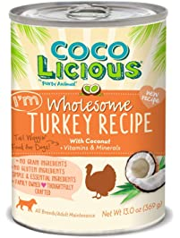 Cocolicious I'm Wholesome Grain-Free and Gluten-Free Canned Dog Food 13 oz/12 case