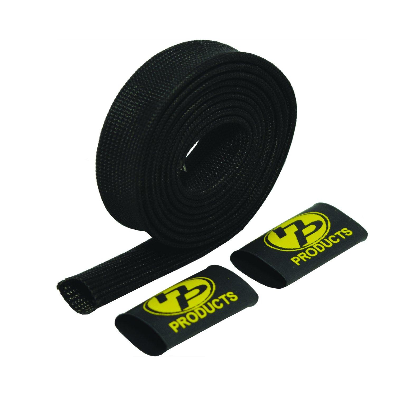 Heatshield Products 204003 Black 5//16 ID x 3 Brake Line Heat Shield Sleeve