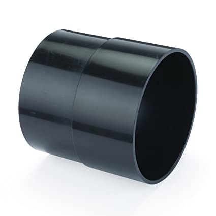 Dwv Pvc Pipe To 4 Inch Port Dust Collection Adapter Fitting Vacuum