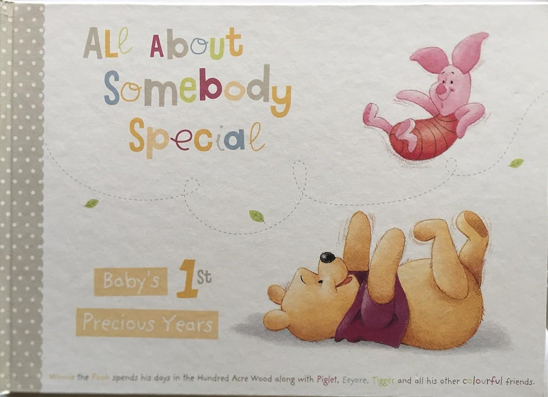 Hallmark - Libro para guardar los recuerdos del primer año de vida del bebé (incluye caja regalo): Amazon.es: Bebé