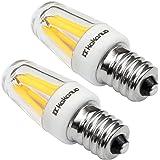 Kakanuo E12 LED Bulb 2.5 Watt Warm White 3000K 25W Equivalent 250Lumen Candelabra Base 4XCOB Non-Dimmable AC110V-130V for Cha