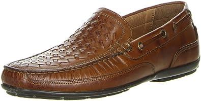 Klondike Herren Slipper braun: : Schuhe & Handtaschen
