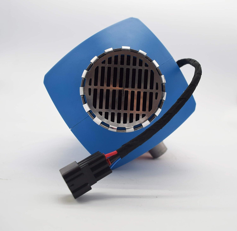 Amazon.com: Drivworld - Calentador de aire ajustable de 1 a ...