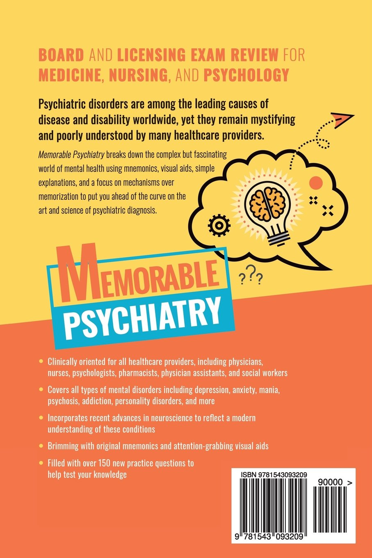 Buy Memorable Psychiatry Book Online at Low Prices in India