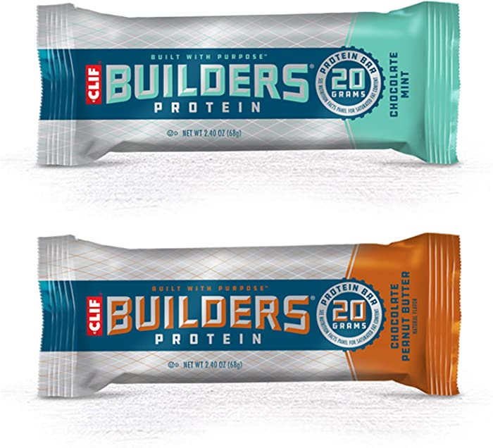 Top 7 Clif Builders Bar Protein Food Bar Mint