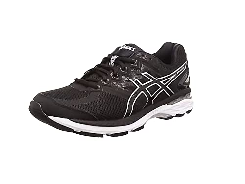 ASICS - Gt-2000 4, Zapatillas de Running Hombre, Amarillo (Flash Yellow/Black/Silver 0790), 40 EU: Amazon.es: Zapatos y complementos
