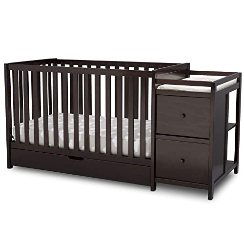 Delta Children Heartland Convertible Crib and Changer