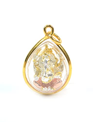 Amazon jade buddhaamulet tri color gold designer jade buddhaamulet tri color gold designer locket necklaces thai buddha mozeypictures Images
