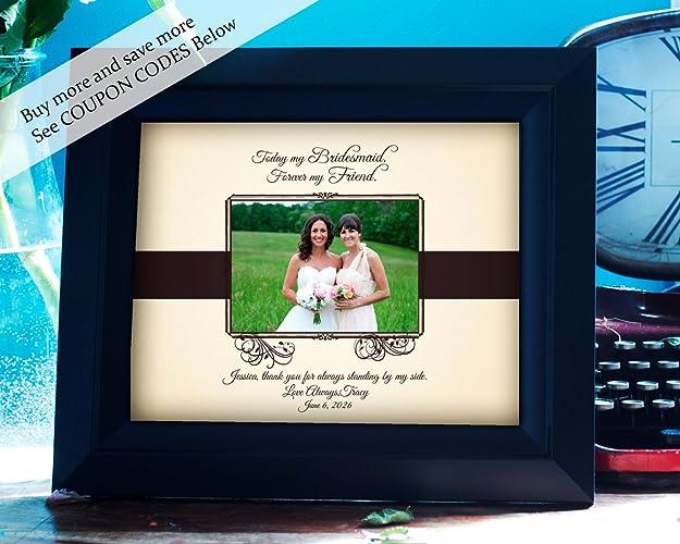 Amazoncom Bridesmaid Giftwill You Be My Bridesmaid Wedding Gift