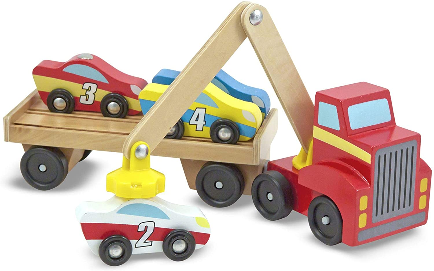 Top 10 Best Toy Semi Trucks (2020 Reviews & Buying Guide) 8